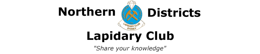 Northern Districts Lapidary Club